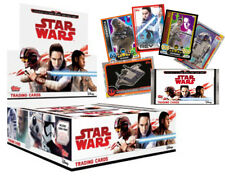 STAR WARS JOURNEY TO THE LAST JEDI BOX 30 BOOSTERS PER BOX -TOPPS