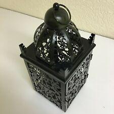 Candle Holder Lantern Metal Large