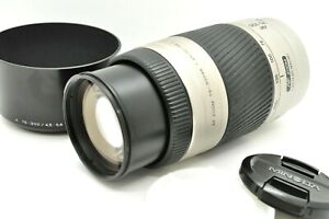 """"""" Near Mint """" MINOLTA AF Zoom 75-300mm F4.5-5.6 D Lens for Sony Alpha from Japan"""