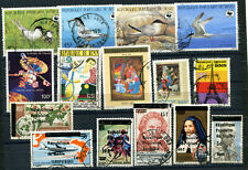 some fine used stamps and overprints