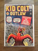 Kid Colt Outlaw #100 Silver Age 1961 10 Cent Comic Stan Lee Western Atlas/Marvel