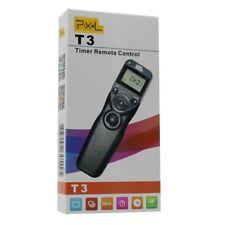 Pixel T3 / DC2 Cable Shutter Release Remote Cord Control for NIKON  DSLR Cameras