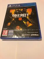 😍 jeu pal fr playstation 4 ps4 call of duty black ops 4 IIII neuf sous blister