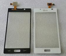 Pantalla táctil pantalla de vidrio digitalizador Flex blanco LG Optimus l7 p700 p705