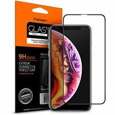 Spigen Vetro Temperato iPhone 11 PRO Max/XS Max 6.5 Pollici 9H Custodia Compa...