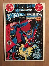 Superman présente Superwoman - Sagédition - 1984 (cartonnée) - NEUF