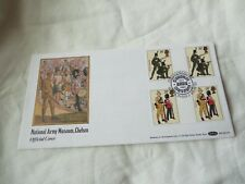 BENHAM STAMPS NATIONAL ARMY MUSEUM CHELSEA #1