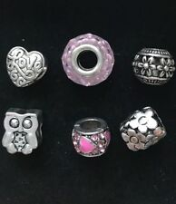 Simulated Enamel Silver Plated Costume Jewellery