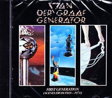 VAN DER GRAAF GENERATOR first generation CD NEU OVP/Sealed