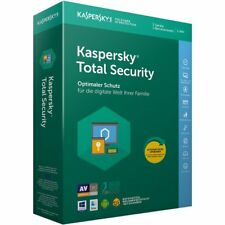 """DACH"" Kaspersky Total Security 2020 ( Paswort Manger ) 3 PC 1 Jahr Lizenz ESD"