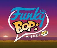 Funky Bops: Mystery Pop! (Chase + Grails + Excl. + Commons) Box of One Funko!
