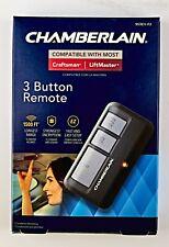 *Chamberlain 3 Button Remote Garage Opener 953Ev-P2 New