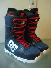 New listing Dc Phase Red White Blue Mens Snowboard Boots Size 8 Us