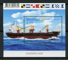 Slovenia 2018 MNH Slovene Ships Ljubljana III 1v M/S Boats Nautical Stamps