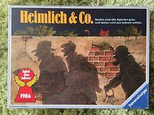 Heimlich & Co Gesellschaftsspiel von Ravensburger Spiel Des Jahres 1986