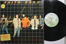 Rock Promo Lp Faith Band Vital Signs On Mercury