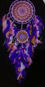 Multi-Color Feather Dream Catchers Feathers Wall Hanging Hand Made Car Home deco