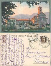 CIVIDALE DEL FRIULI,CROCE ROSSA ITALIANA, VIAGGIATA 1930-F.P.FRIULI(UD)44032