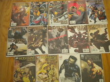 Marvel Comics Lot of 14  Wolverine