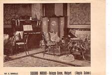 SIDERNO MARINA  -  Palazzo Comm. Malgeri ( Angolo Salone )    FOT. E. CORREALE