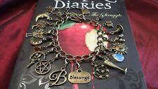Bonnie Bennetts Witches' Charm Bracelet