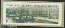 France ** ATM LISA 0,90 EUR Foire Strasbourg de 2003