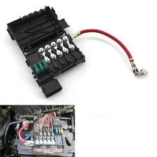 Hot Fuse Box Battery Terminal For VW Jetta Golf Mk4 Beetle 1J0937550A/B Black