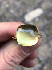 Pomellato Anello Ring Oro Gold Nudo Collection Dimensioni Eccezionale 15 55