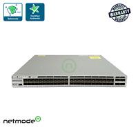 USED Cisco WS-C3850-48XS-S 3850 48 SFP+ Switch Single AC Power - IP BASE