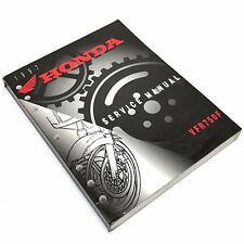 Honda Motorcycle Service Manual 61MZ700 VRF750F 1994-1997 Street Sport Bike