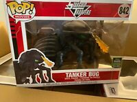 Funko ECCC 2020 Starship Troopers Tanker Bug 6 inch Shared Exclusive