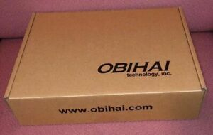 Obihai  OBI1032PA IP Phone  provisioned and locked for use with Dial Pad