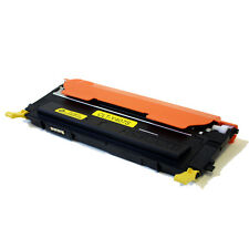 1PK CLT-Y407S Toner Cartridges For Samsung CLP-320 CLP-325 CL CLX-3180 CLX-3185F