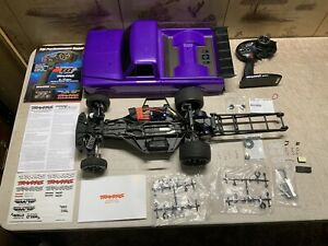 Traxxas Drag Slash (C10) RTR With Your Batteries