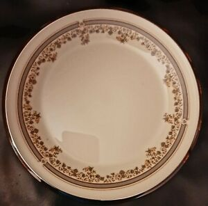 """Set of (8) Lenox Lace Point Bread and Butter Plates 6 3/8"""""""