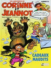 BD prix réduit Corinne et Jeannot Cadeaux maudits - Les mercredis de Corinne et