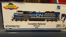 Athearn Genesis Canadian National sd70 ace Ho