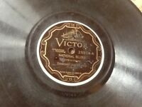 Dixieland Jug Blowers On Victor Southern Shout/National Blues 78