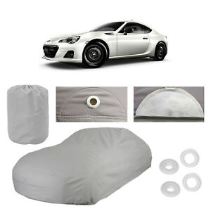 Subaru BRZ 5 Layer Car Cover Fitted Waterproof In Out door Rain Snow Sun Dust