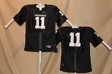 VANDERBILT COMMODORES  Nike #11  FOOTBALL JERSEY  Youth Large  $50 retail   NWT