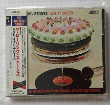 Rolling STONES-LET IT stupidaggine JAPAN CD OBI NUOVO! RAR! POCD - 1971