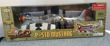 NEW The Old Crow, Ultimate Soldier XD WWII US Airplane Mustang P51-D Scale 1:18