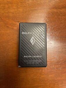 Ralph Lauren RALPH'S CLUB Eau De Parfum Mini 0.25fl. oz. / 7ml