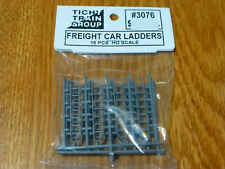 Tichy Train Group #3076 Freight Car Ladders