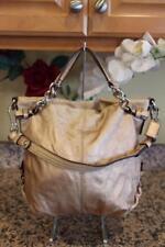 Coach Handbag Perforated Leather Brooke Satchel Bag F16908 (PU120