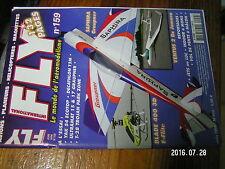 ?µ µ? Revue Fly n°159  Plan encarté Bip Bip / Saphira Yak 54  Ventus 2Bx T-28