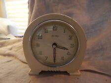 Vintage Metro London Alarm Clock Roger Lascelles