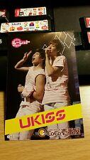 Ukiss coco curry Japan jp official photocard k-pop kpop u.s seller
