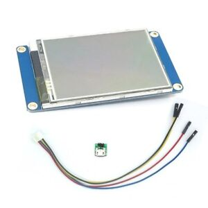 "English Nextion 2.8"" TFT 320X240 HMI Intelligent Smart Serial LCD Touch Display"