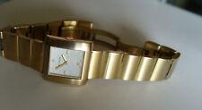 Bucherer Alfex Georg Plum Watch Needs New Battery Ronda Movement 4 J Swiss 319 B
